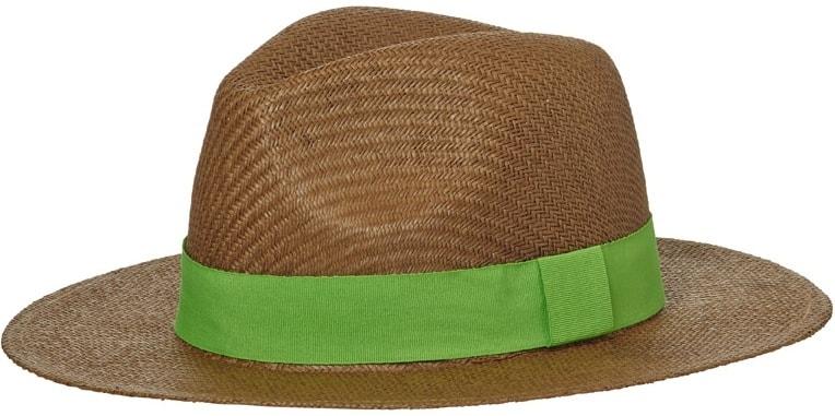 Pánský kulatý klobouk se stuhou MB6599 - DobrýTextil.cz 72c411d913