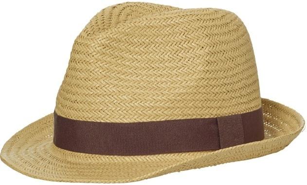 Pánský klobouk se stuhou MB6597 - DobrýTextil.cz da23666608