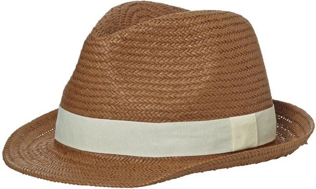 Letní klobouk MB6597 Letní klobouk MB6597 Nugátová   šedo-bílá f6903314c4