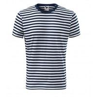 Pánské námořnické tričko s pruhy  6e27473d37