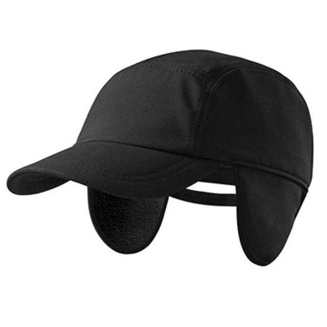 Softshellová čepice s ušima - DobrýTextil.cz 5f830a5efa