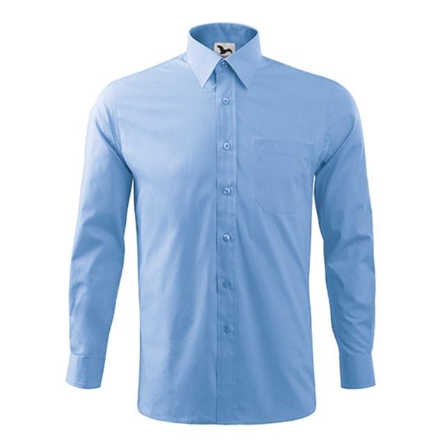 672cc7682d9 Pánská košile Long Sleeve (Nebesky modrá