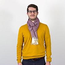b9e975a899d Jak nosit šálu - 12 úvazů krok za krokem - DobrýTextil.cz